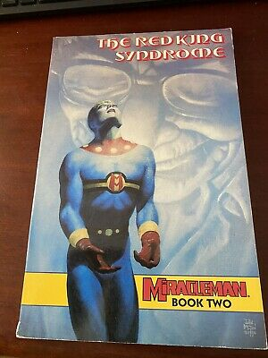 £28 • Buy Miracleman Book Two The Red King Syndrome By Alan Moore TPB VG Eclipse Books 1st