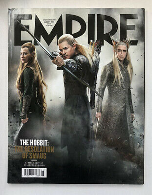£3 • Buy Empire Magazine Issue 290 - August 2013 - The Hobbit Limited Edition Cover