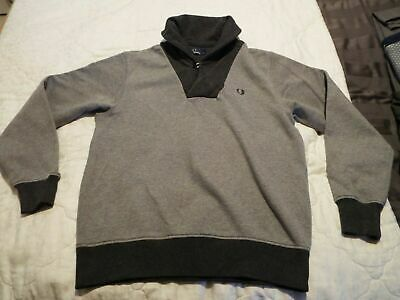 £19.99 • Buy *Fred Perry Thick Top With Logo In Grey Size- Medium Good Condition
