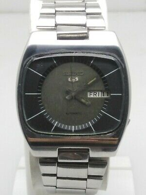 £35.40 • Buy Vintage Seiko Five 6309-6010 Automatic Watch
