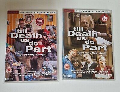 £25 • Buy Till Death Us Do Part - The Complete 1972 (inc. Christmas Special) & 1974 Series