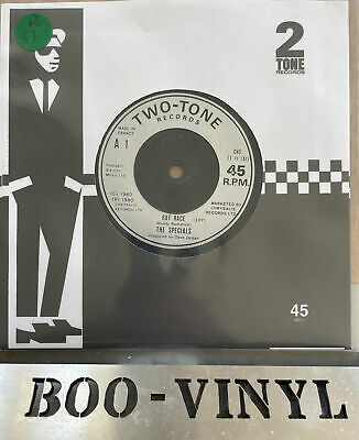 £9.99 • Buy The Specials 7  Rat Race ~two-tone Chs Tt11 Vg+
