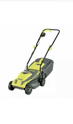 £75 • Buy Challenge 7904783 31cm 18V Cordless Rotary Lawnmower Used