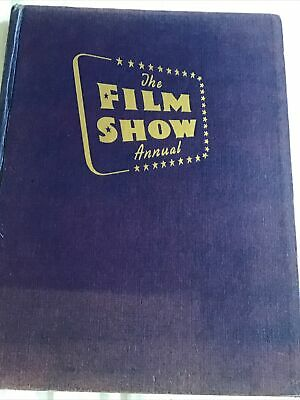 £9.50 • Buy Vintage Edition , The Film Show Annual - Hardback GOOD CONDITION 1950's