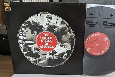 £0.99 • Buy THE UNITED STATES OF AMERICA Psych VINYL LP DELUXE Reissue NM
