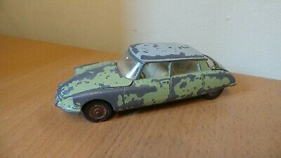£0.99 • Buy French Dinky 530 Citroen Ds 19 Made In France Pale Green