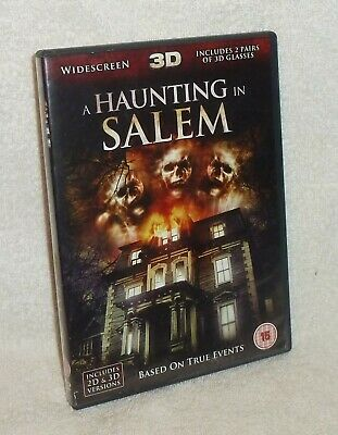 £1.80 • Buy A Haunting In Salem (2011) - DVD - 3D & 2D Versions Inc. 2 Pairs Of 3D Glasses