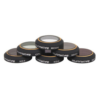 AU42.49 • Buy Lens Filters Gimbal Accessories For DJI MAVIC Pro Drone Quadcopter Parts DIY