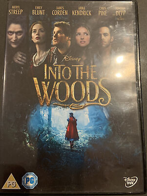 £1 • Buy Into The Woods Dvd