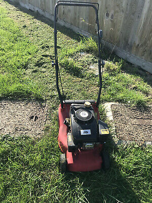£40 • Buy Lawnmower Petrol Challenge Xtreme 3.5hp 4 Stroke Little Used Working NoCollector
