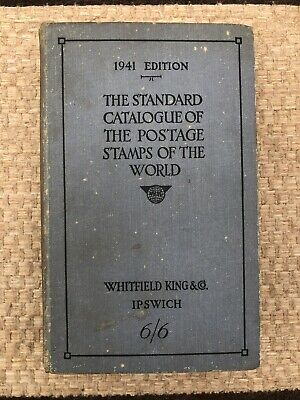 £1.75 • Buy 1941 The Standard Catalogue Of Postage Stamps Of The World