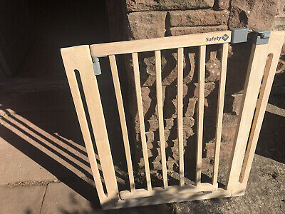 £11.50 • Buy Wooden Baby Stair Gates