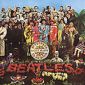 £0.75 • Buy The Beatles - Sgt. Pepper's Lonely Hearts Club Band (1992)