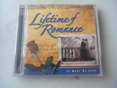 £3.79 • Buy  Time-Life - Lifetime Of Romance - It Must Be Love  2 X CD  ( New/Sealed )