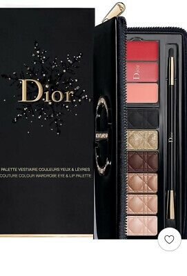 £40 • Buy Dior Couture Colour Wardrobe Multi-Use Eyes And Lips Palette