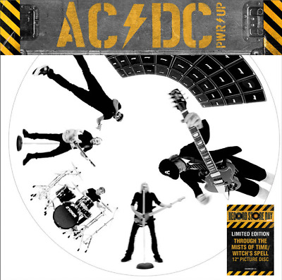 £20.95 • Buy AC/DC: Through The Mists Of Time / Witch's Spell 12in Picture Disc Vinyl RSD2021