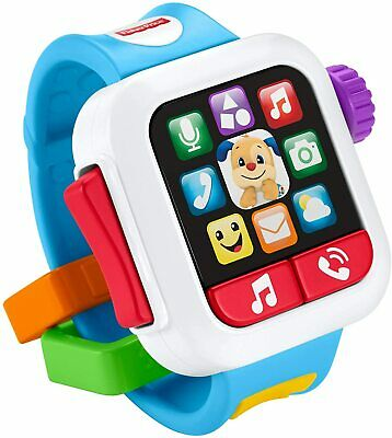 £18.55 • Buy Fisher-Price Laugh & Learn Time To Smartwatch Toy - UK Multicolor