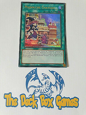 £0.99 • Buy Yugioh: Madolche Chateau, Gftp, 1st Edition, Ultra Rare