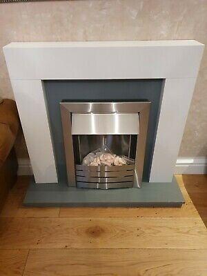 £180 • Buy Fireplace Surround And Electric Fire