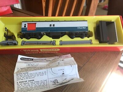 £29.99 • Buy Vintage Boxed Tri-Ang Hornby R.402M Operating Royal Mail Coach Set + Instruction