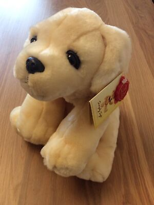 £12.99 • Buy KEEL TOYS Simply Soft Collection Golden Labrador Cream Dog Soft Toy Teddy