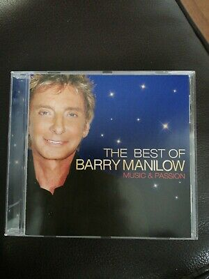 £1.99 • Buy Barry Manilow - The Best Of Barry Manilow Music & Passion - CD Album
