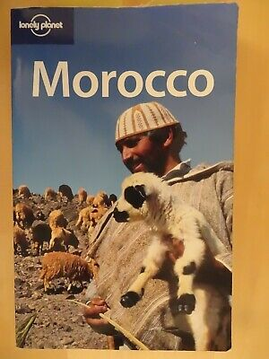 £1.50 • Buy (Very Good)-Morocco (Lonely Planet Country Guides) (Paperback)-Sattin, Anthony,