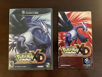 $100 • Buy Pokemon XD: Gale Of Darkness (Nintendo GameCube, 2005) Case And Manual Only
