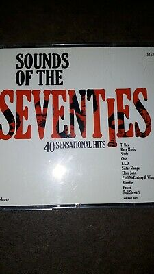 £2.80 • Buy Sounds Of The 70s Cd.