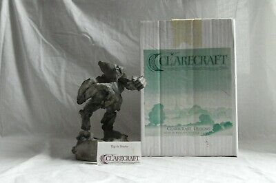£20 • Buy Puge The Smasher - Clarecraft Flintmen Ornamental Figure (FL01) - Mint And Boxed
