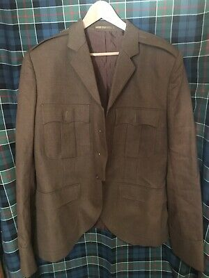 £9.99 • Buy Immaculate Condition Brand New British Army Scots Regiment No2 Dress Kilt Jacket