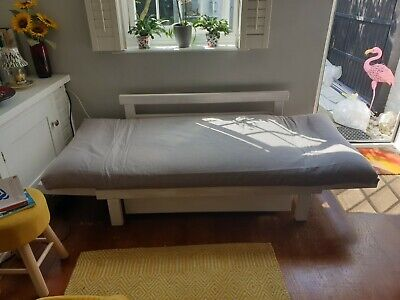 £180 • Buy Futon Company Twingle Pine 2 Seater Sofa Bed/ Guest Bed