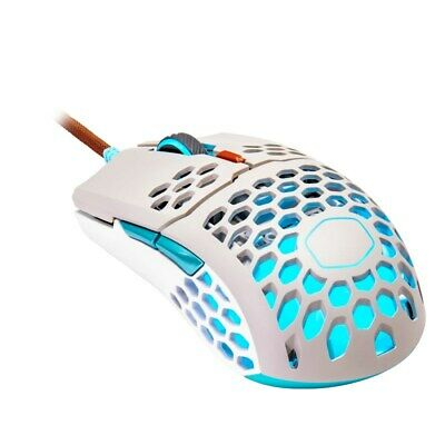 AU64.80 • Buy Cooler Master MM711 RGB Lightweight Optical Gaming Mouse - Retro