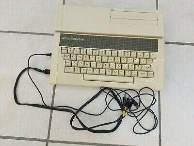 £18 • Buy Acorn Electron Computer With Plus 1