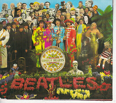 £1.75 • Buy The Beatles - Sgt. Pepper's Lonely Hearts Club Band - Rock - CD - Parlophone