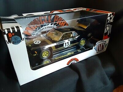 $24 • Buy M2 Machines 1/24 Scale 1970 Ford Mustang 1 Of 500 Chase New And Unopened