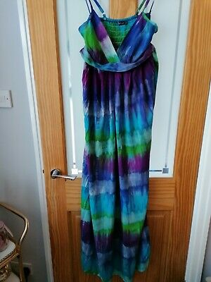 £4.99 • Buy Beautiful Ladies Dress Size Large From Ruby Rocks