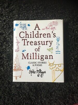 £5 • Buy A Children's Treasury Of Milligan: Classic Stories And Poems By Spike...