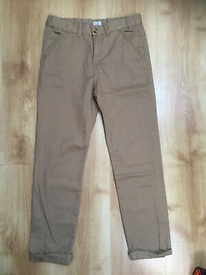 £1.50 • Buy Boys F&F Tan Colour Chinos Age 10-11 Years