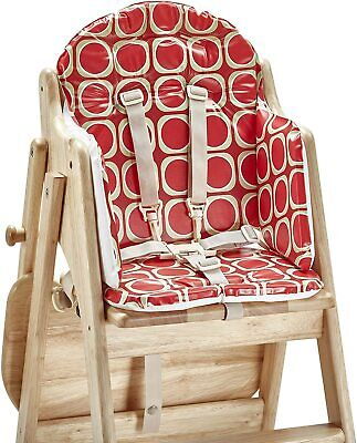 £25.03 • Buy East Coast Watermelon Highchair Insert (Red) Red
