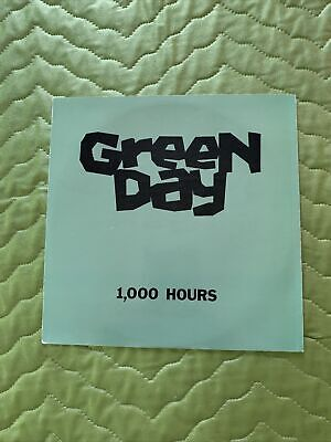 £28.66 • Buy Green Day  1,000 Hours  7  Vinyl Lookout Records
