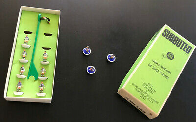 £10 • Buy West Bromwich Albion Subbuteo Team 3. 1970's Boxed And Complete