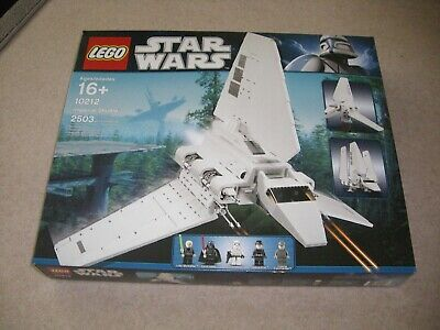 £850 • Buy New Lego Star Wars UCS Imperial Shuttle 10212, Retired, Unopened, Sealed