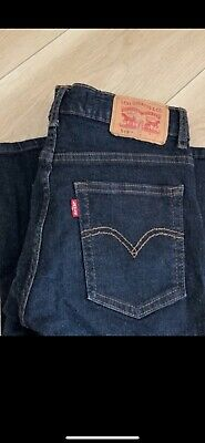 £14.99 • Buy Levi's 519 Extremely Skinny Fit Jeans Size 14