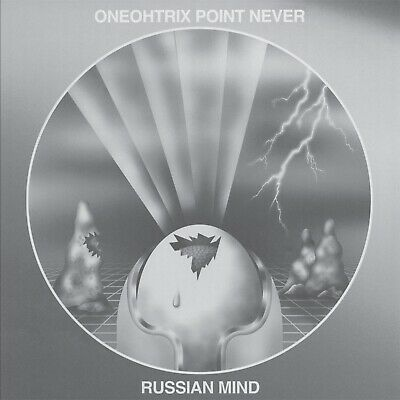 £22.99 • Buy ONEOHTRIX POINT NEVER - Russian Mind (RSD21) NEW SEALED LTD SILVER VINYL LP