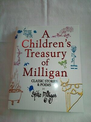 £2.46 • Buy A Children's Treasury Of Milligan: Classic Stories And Poems By Spike...