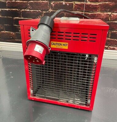£250 • Buy Industrial Electric Fan Heater Cool Air Blower 20kW Output Up To 40c