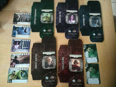 £30 • Buy Arkham Horror LCG Invocation Kit 2020 Deck Boxes And Cards L3