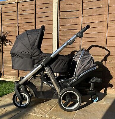 £50 • Buy Oyster Max Double/tandem Pram Pushchair