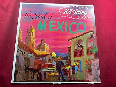£14.87 • Buy P4-55 101 STRINGS The Soul Of Mexico .. P-17000